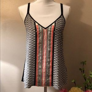 Express tank with sequins!